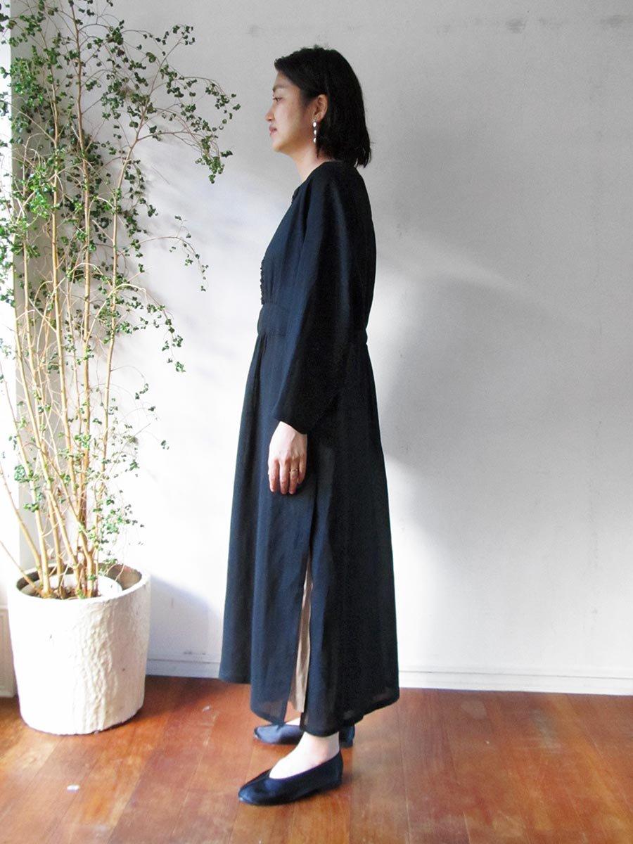 プチフルールサイドスリットドレス(2021 Spring Collection) 20
