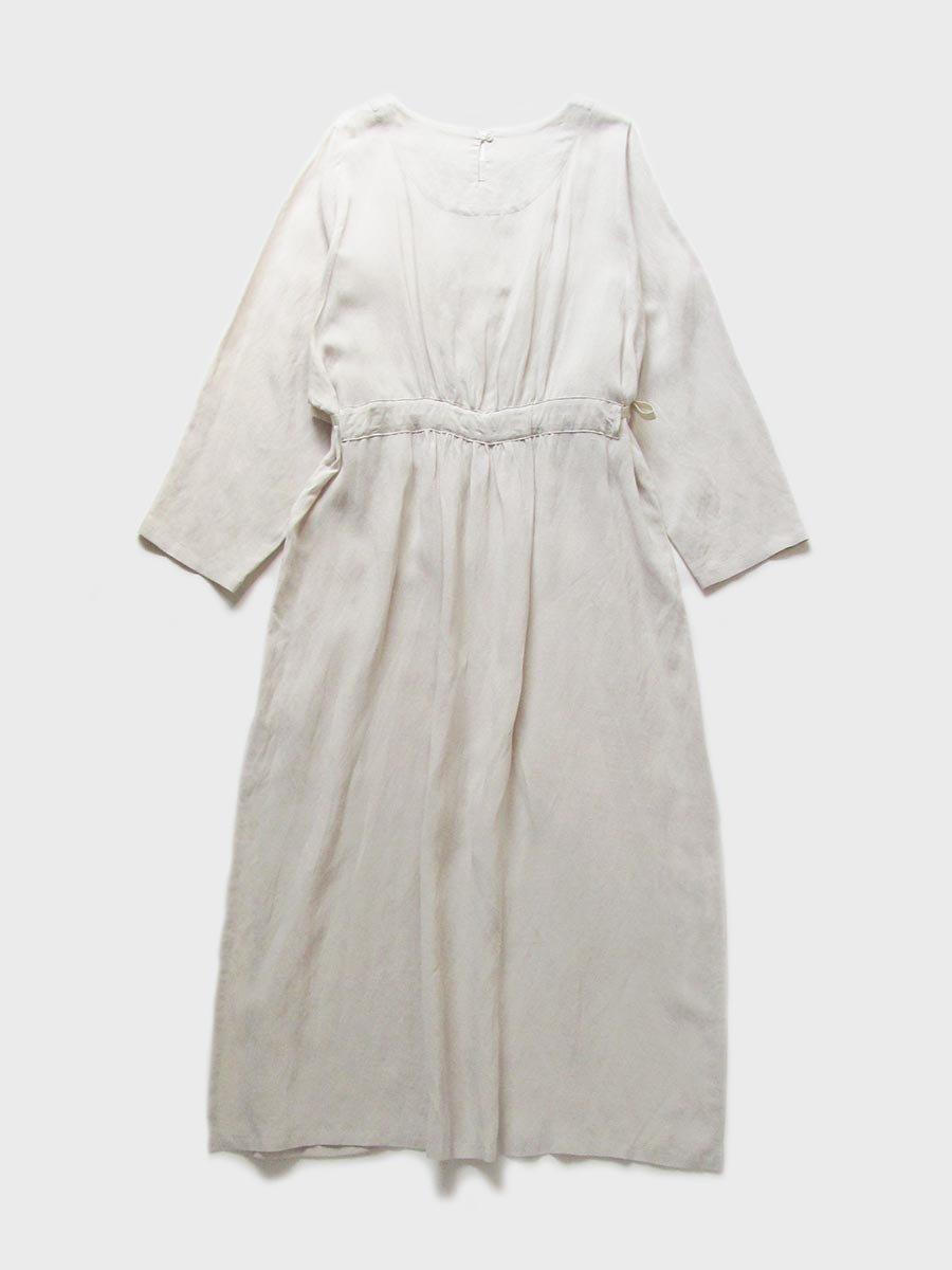 プチフルールサイドスリットドレス(2021 Spring Collection) 3
