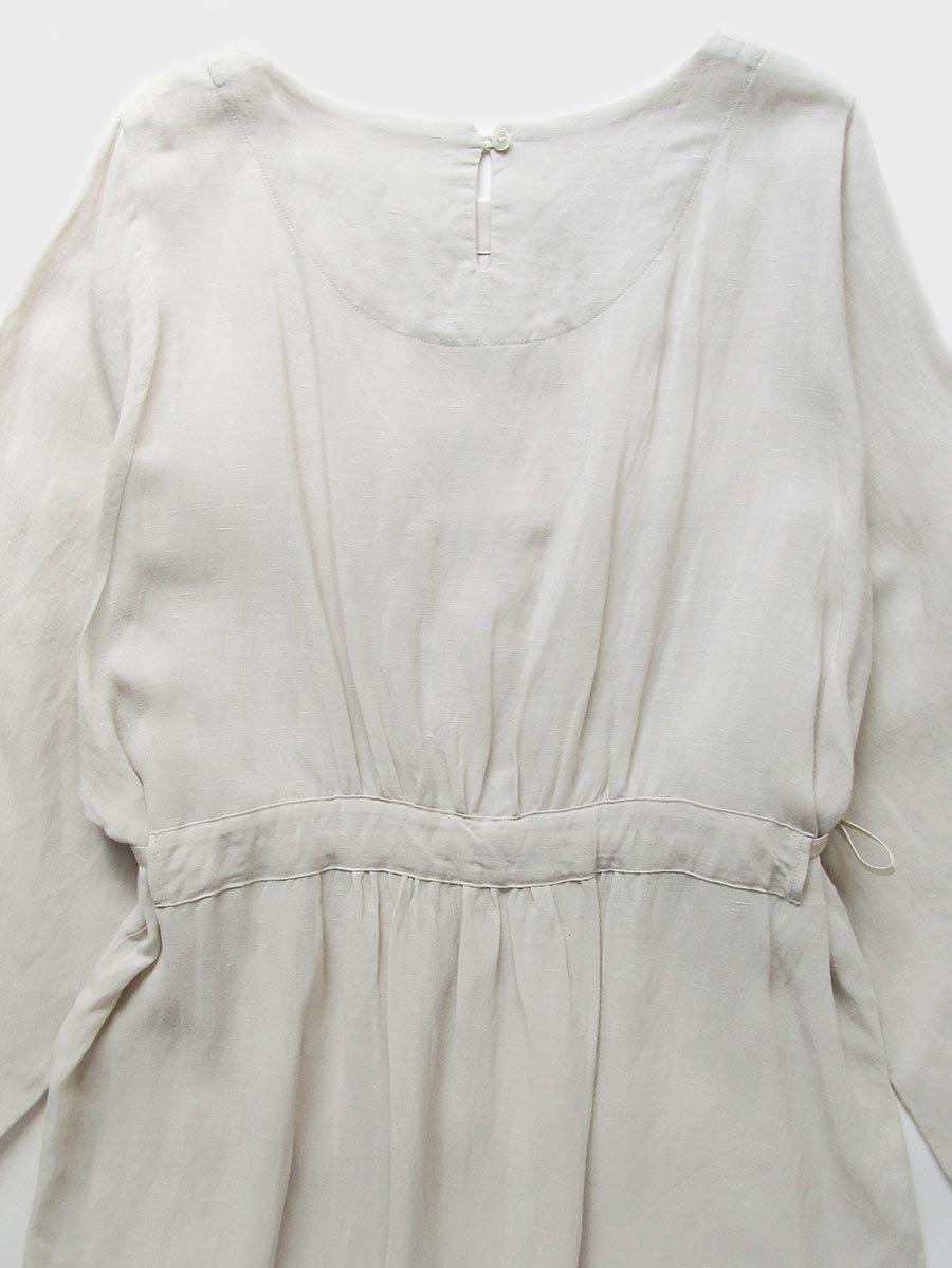 プチフルールサイドスリットドレス(2021 Spring Collection) 5