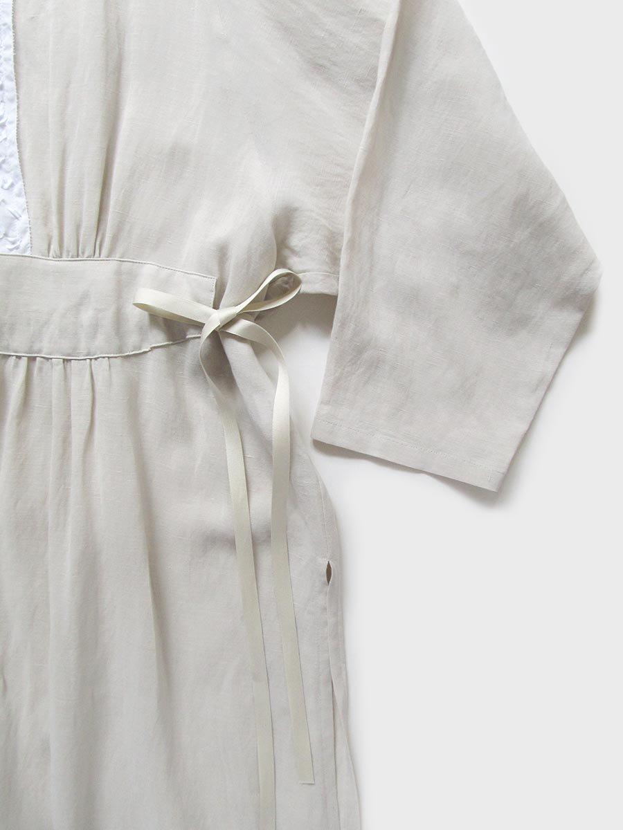 プチフルールサイドスリットドレス(2021 Spring Collection) 8