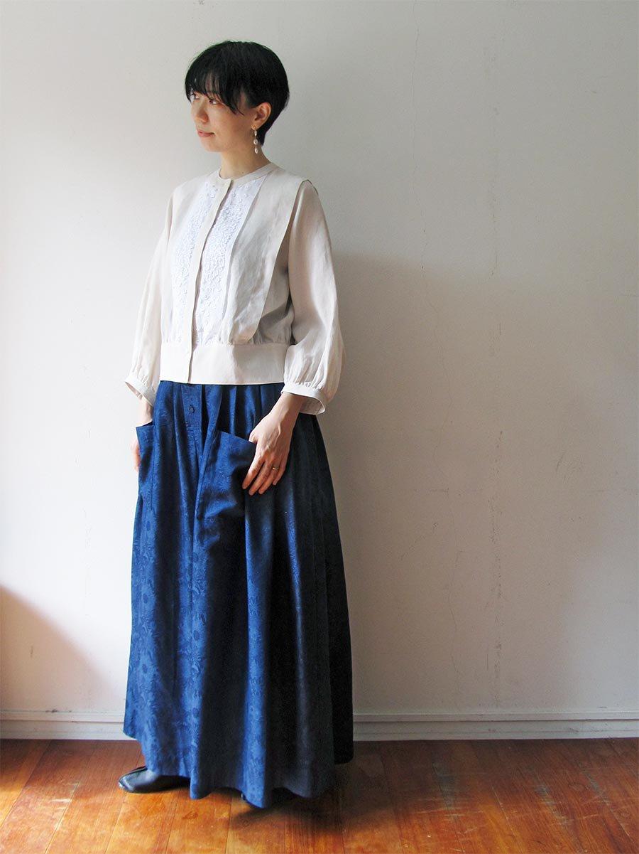 プチフルールブラウス(2021 Spring Collection) 10
