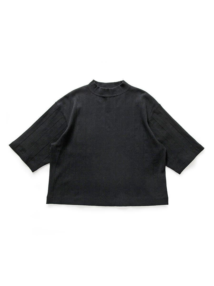 6分袖モックネックテレコプルオーバー(2021 Spring Collection) 11