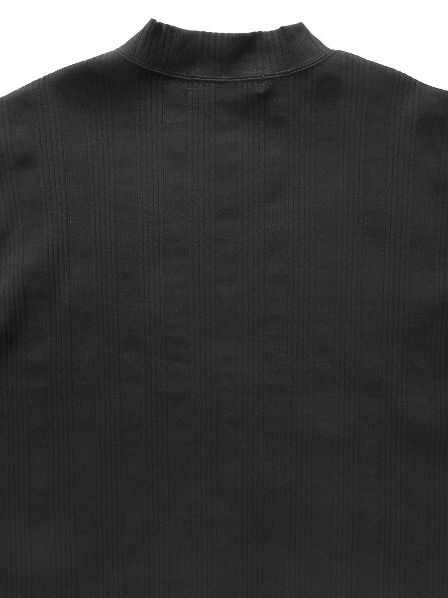 6分袖モックネックテレコプルオーバー(2021 Spring Collection) 14