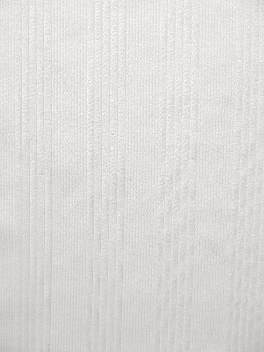 6分袖モックネックテレコプルオーバー(2021 Spring Collection) 8