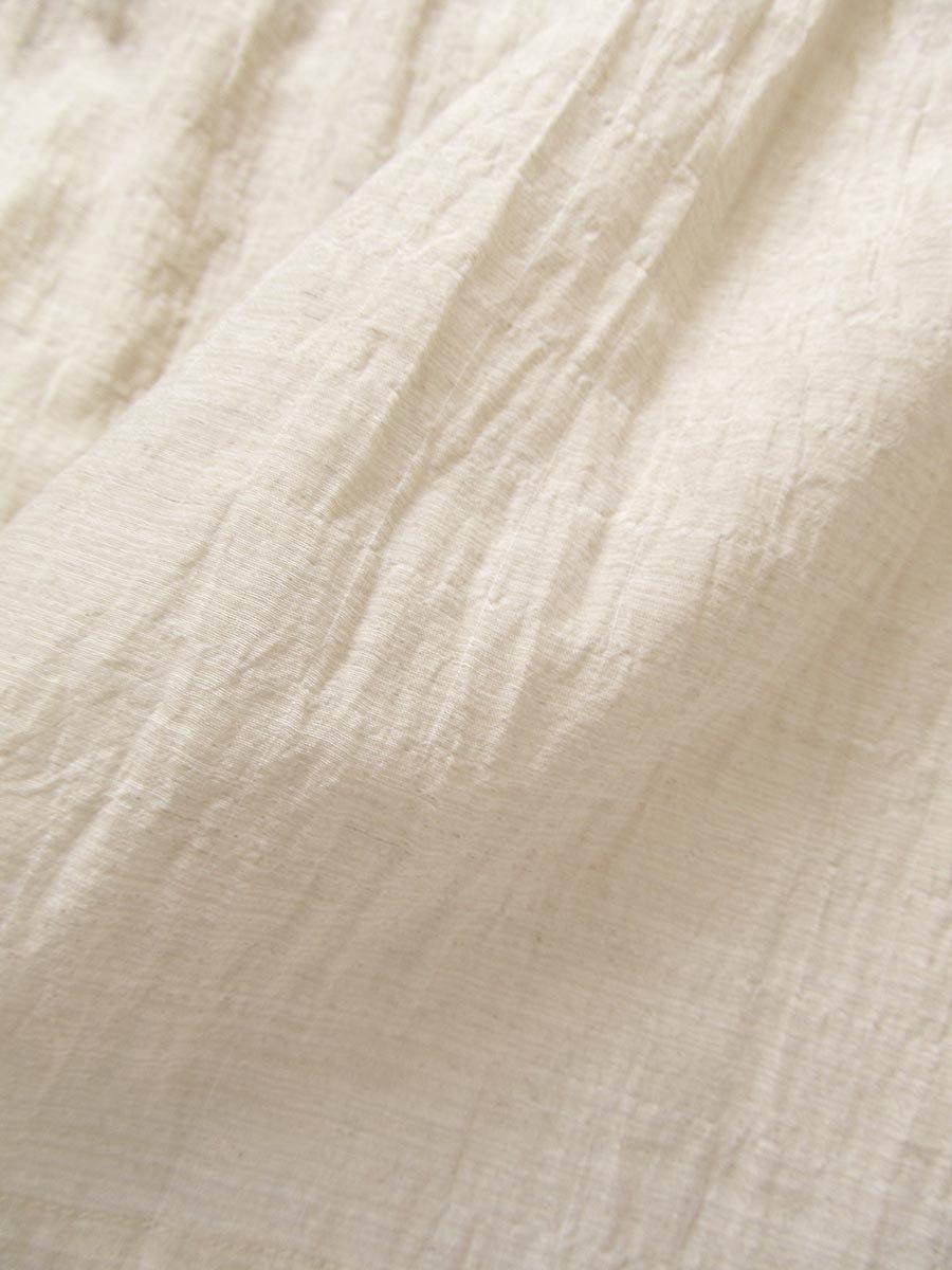 タックバルーンスリーブブラウス(2021 Spring Collection) 17
