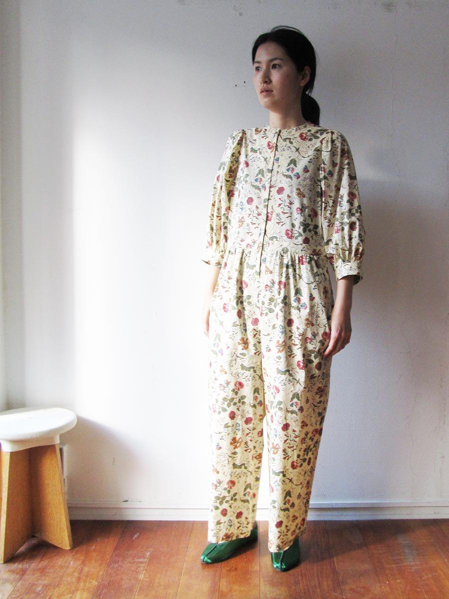 LIBERTY PRINTオールインワン(2021 Summer Collection) 17