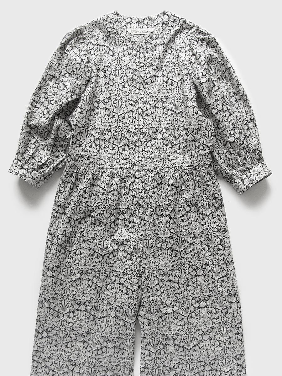 LIBERTY PRINTオールインワン(2021 Summer Collection) 3
