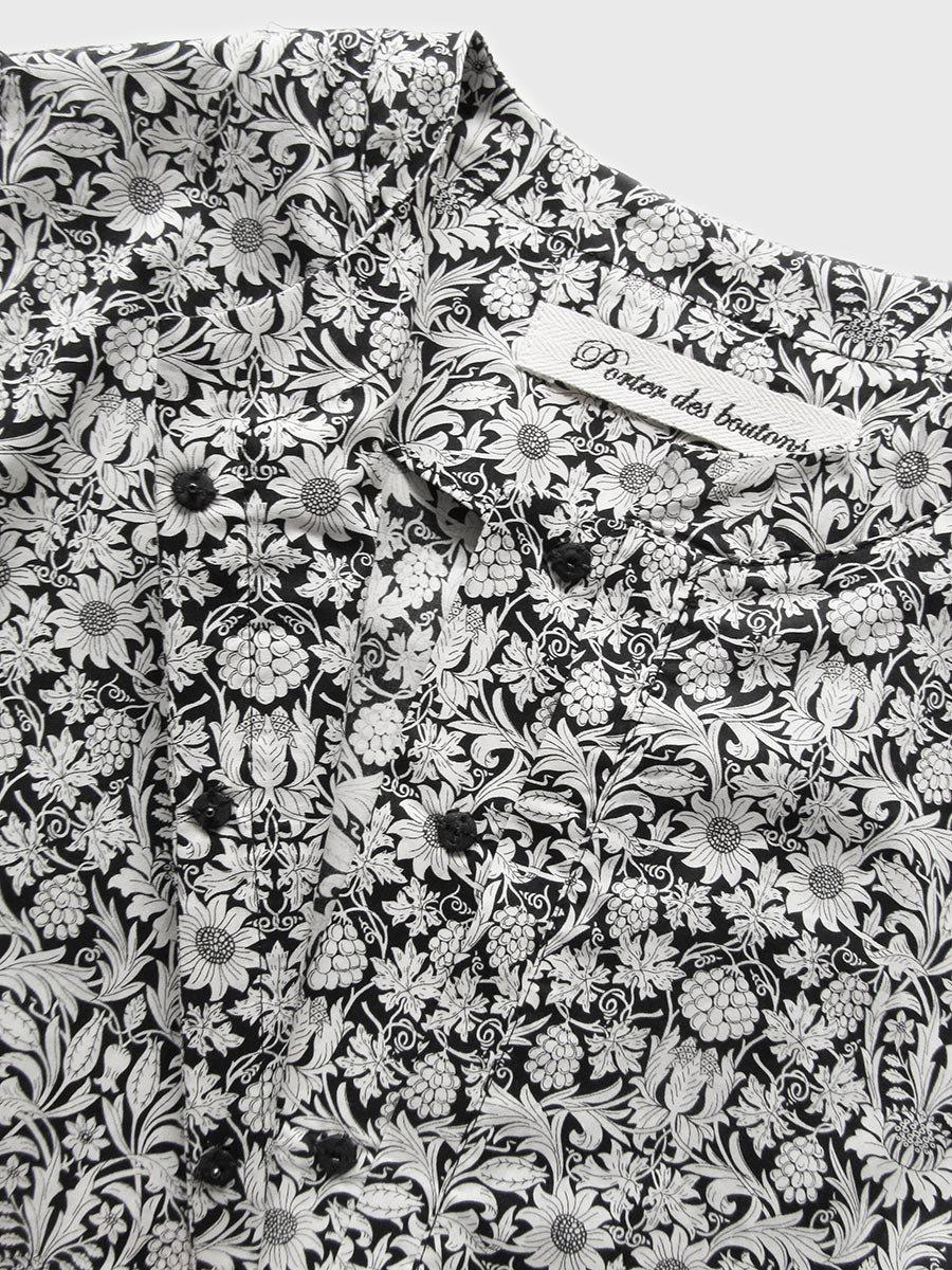 LIBERTY PRINTオールインワン(2021 Summer Collection) 4