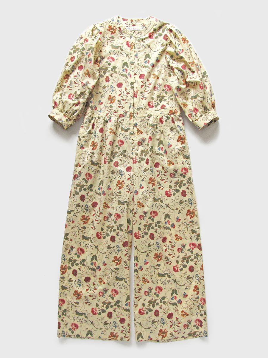 LIBERTY PRINTオールインワン(2021 Summer Collection) 10