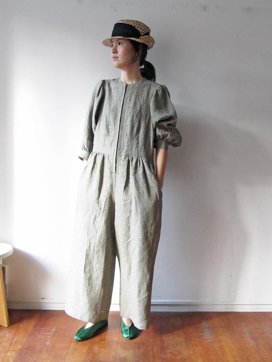 リネンオールインワン(2021 Summer Collection) 8