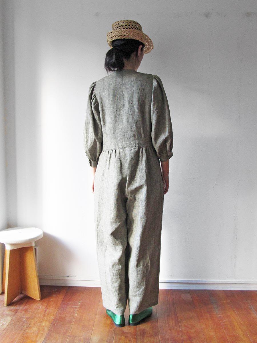 リネンオールインワン(2021 Summer Collection) 10