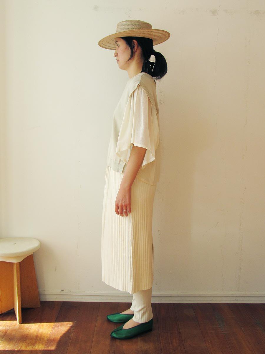 リブプリーツスカートセット(2021 Summer Collection) 17