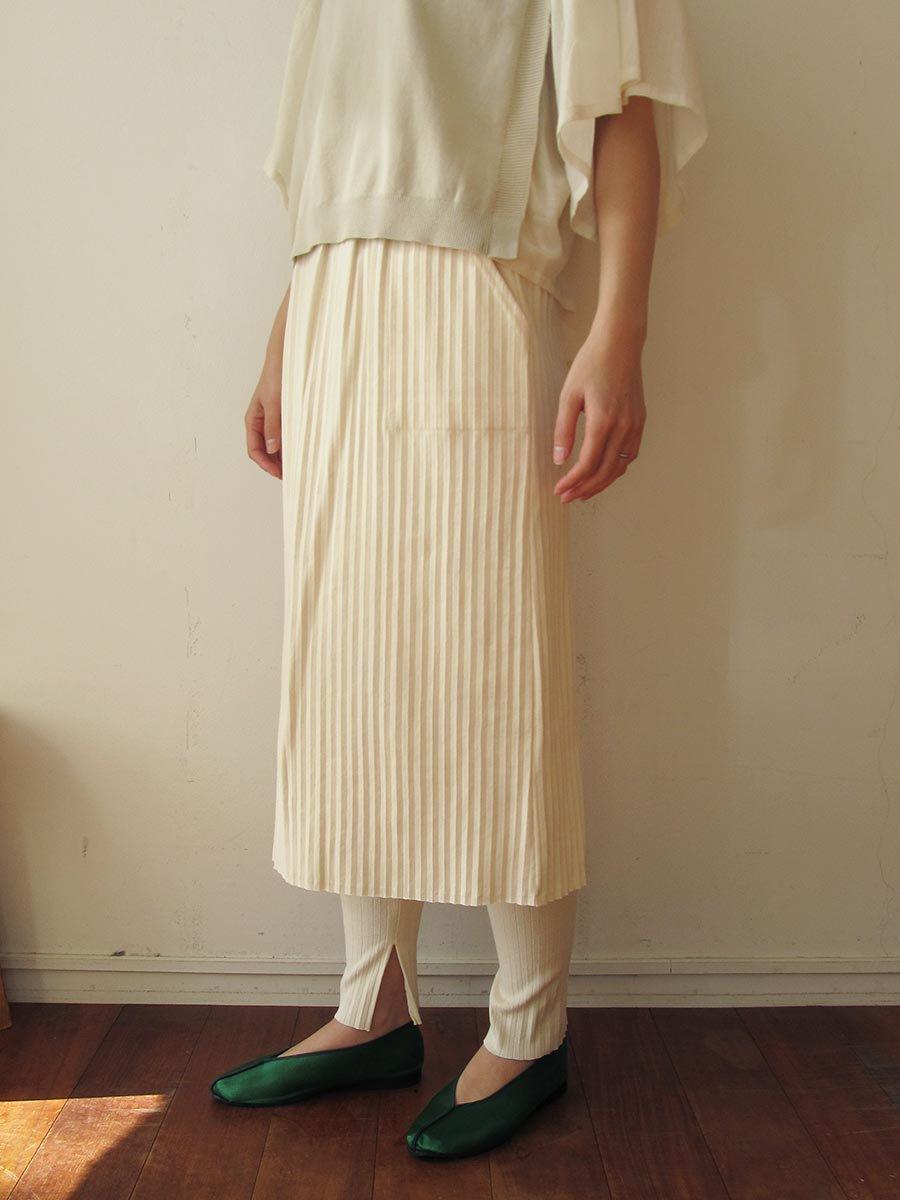 リブプリーツスカートセット(2021 Summer Collection) 18