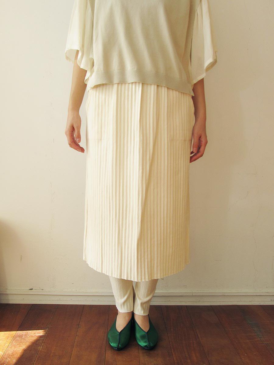 リブプリーツスカートセット(2021 Summer Collection) 20