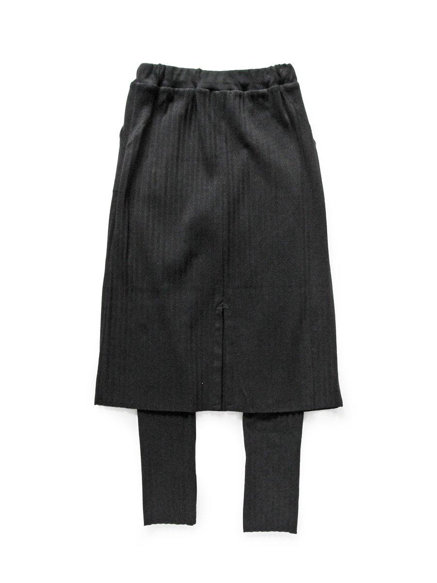 リブプリーツスカートセット(2021 Summer Collection) 3