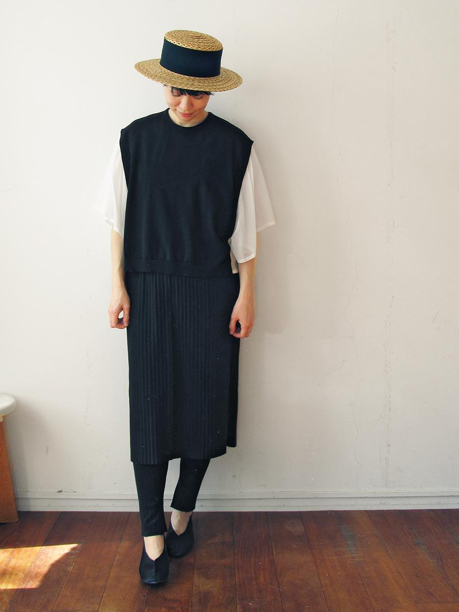 リブプリーツスカートセット(2021 Summer Collection) 8