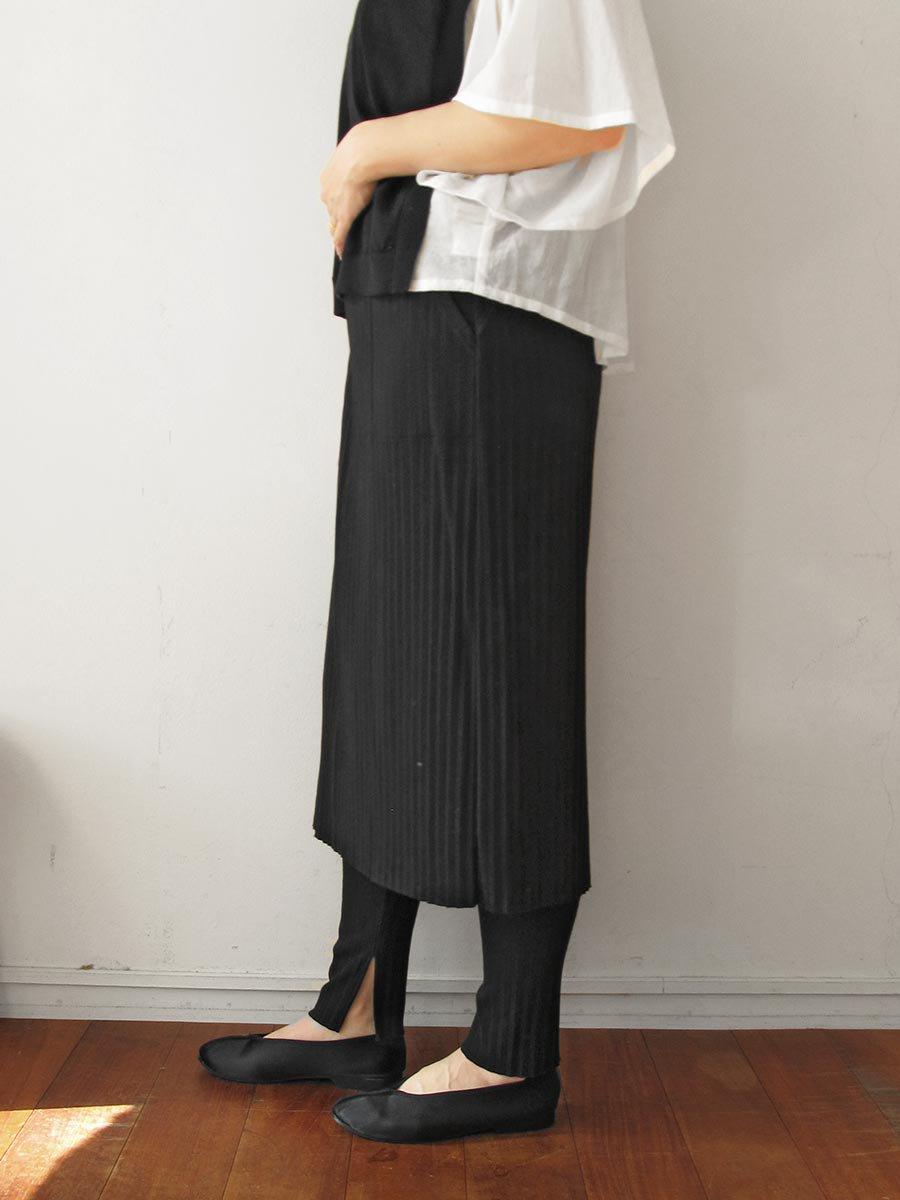 リブプリーツスカートセット(2021 Summer Collection) 9