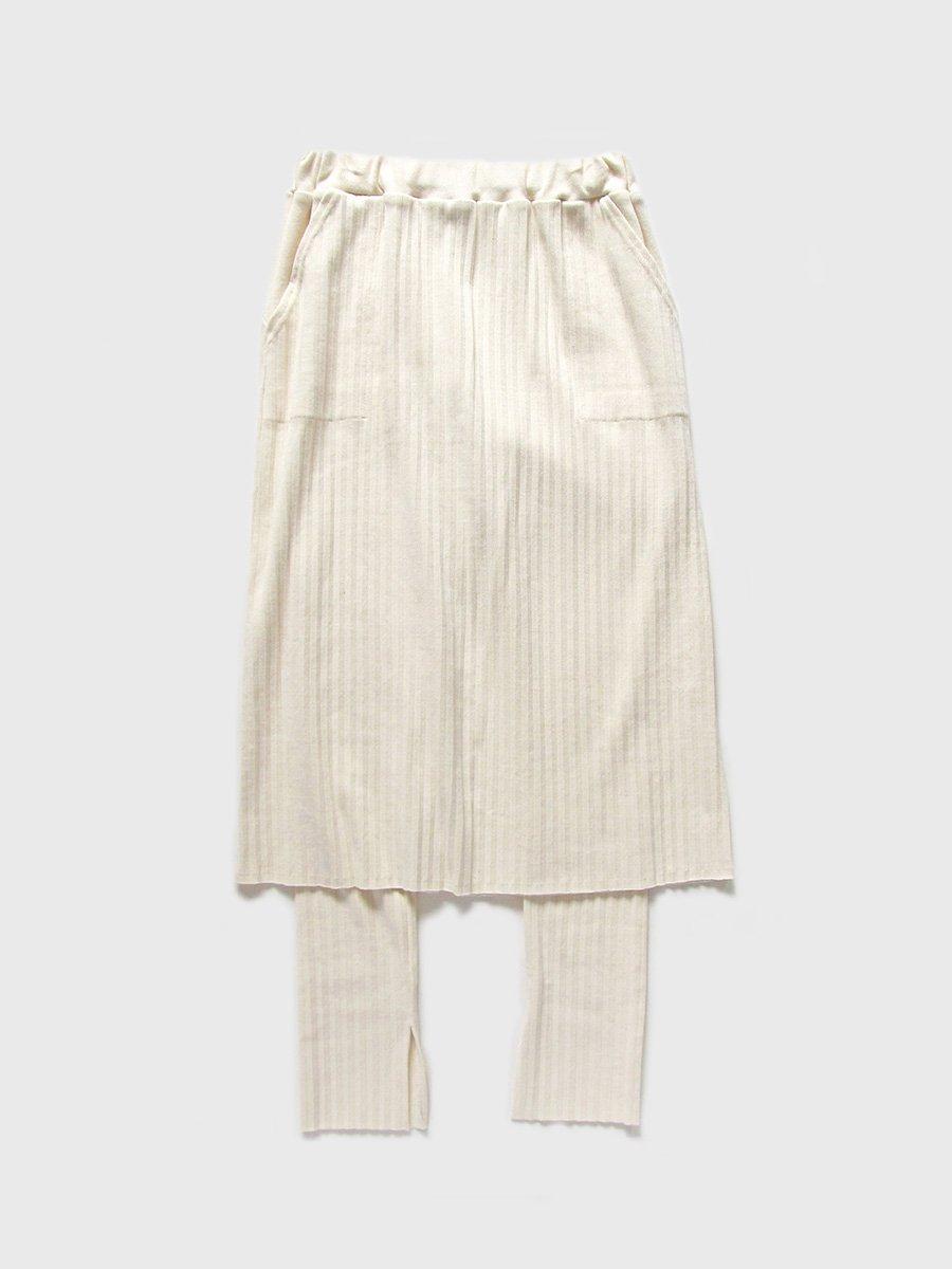 リブプリーツスカートセット(2021 Summer Collection) 10