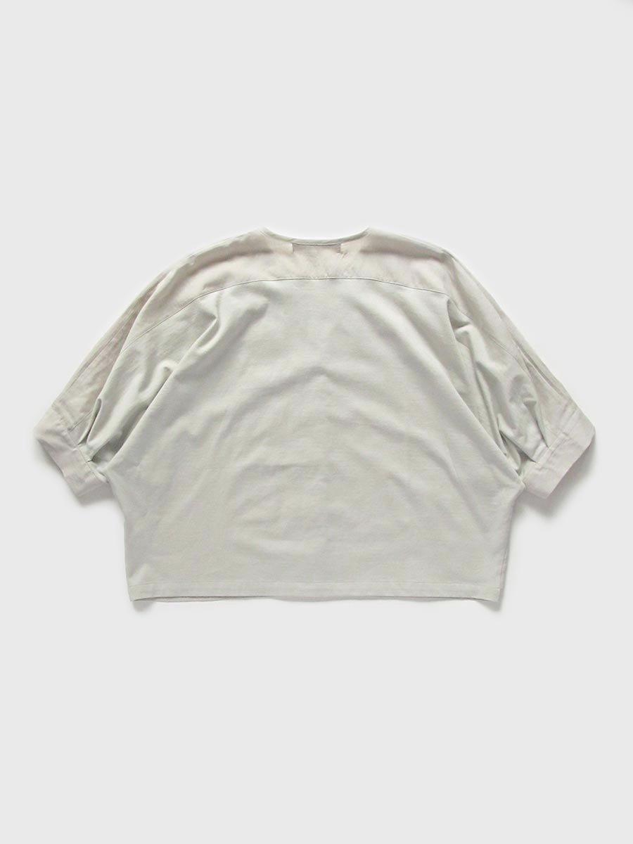 ピンタック×刺繍ブラウス(2021 Summer Collection) 15