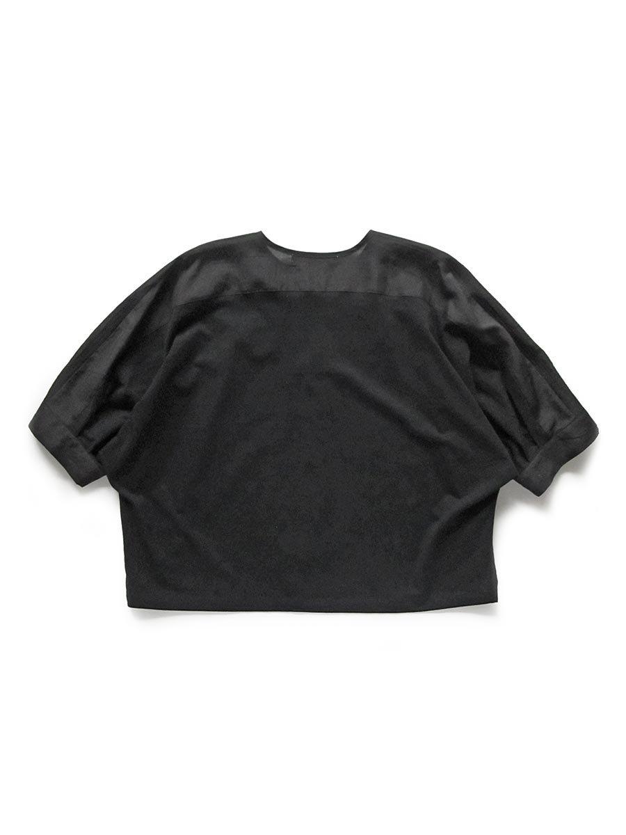 ピンタック×刺繍ブラウス(2021 Summer Collection) 8