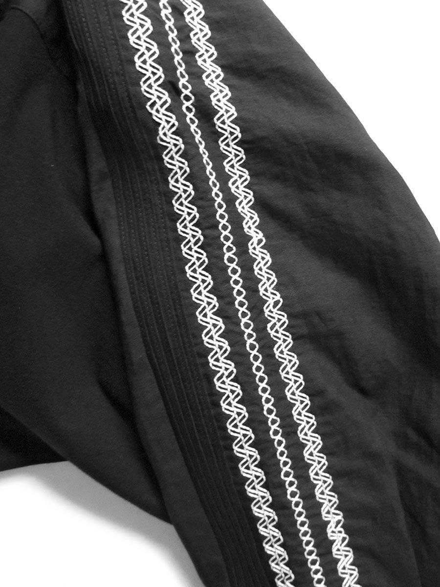 ピンタック×刺繍ブラウス(2021 Summer Collection) 10