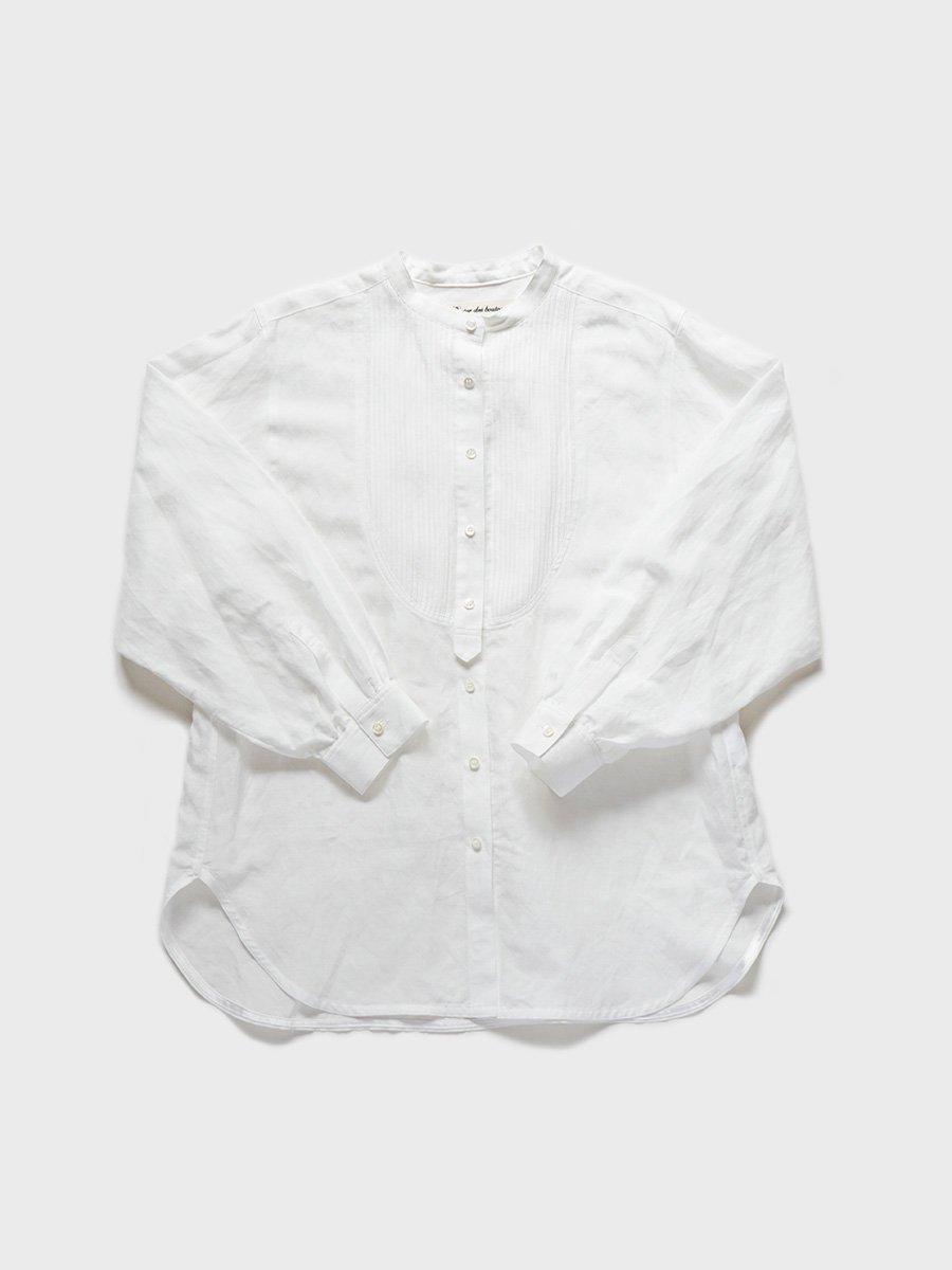 ピンタックシャツ(2021-22 Autumn Winter Collection) 2