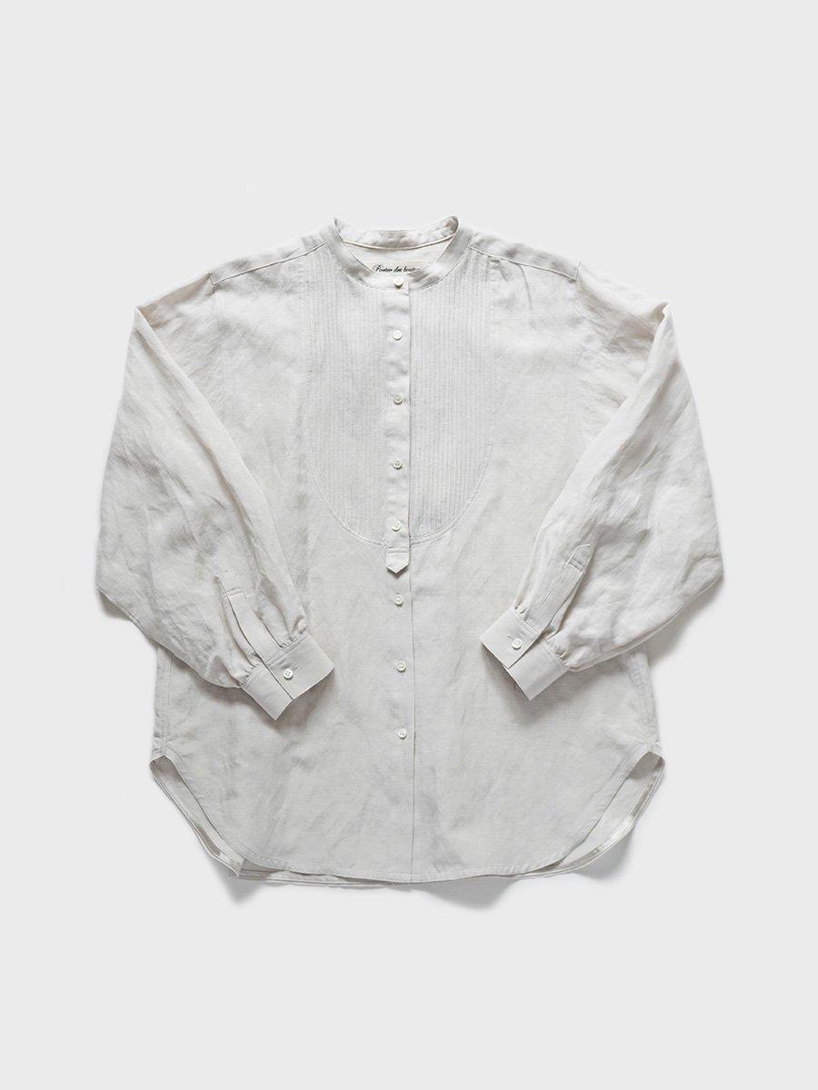 ピンタックシャツ(2021-22 Autumn Winter Collection) 11