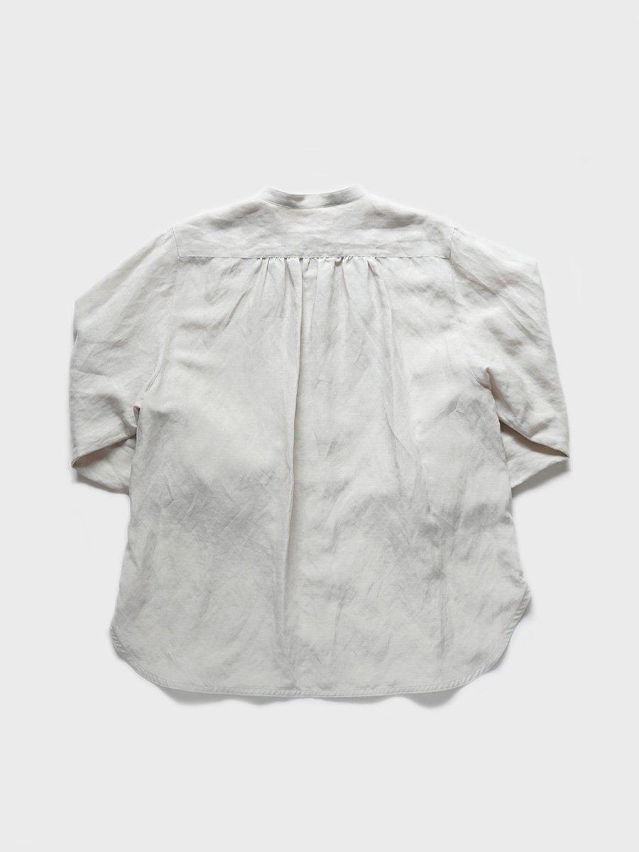 ピンタックシャツ(2021-22 Autumn Winter Collection) 12