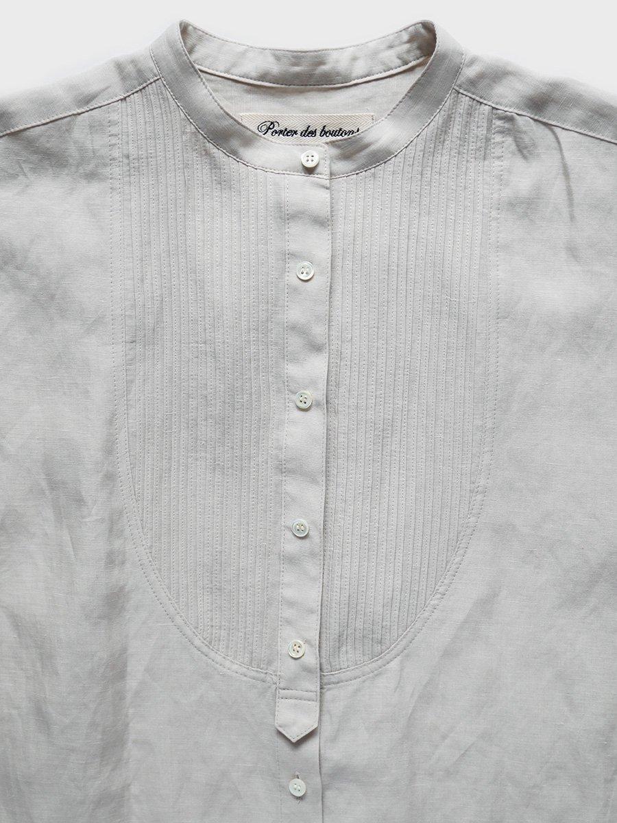 ピンタックシャツ(2021-22 Autumn Winter Collection) 13
