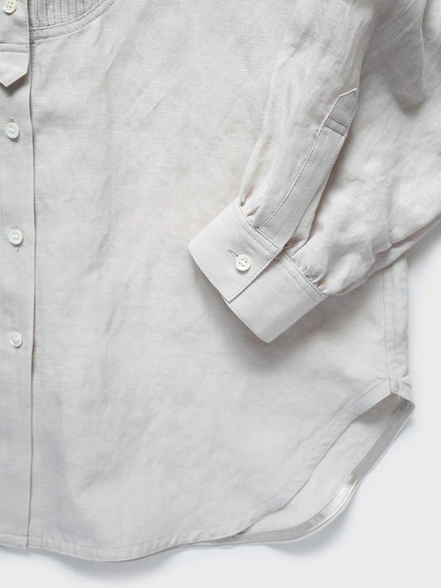 ピンタックシャツ(2021-22 Autumn Winter Collection) 15