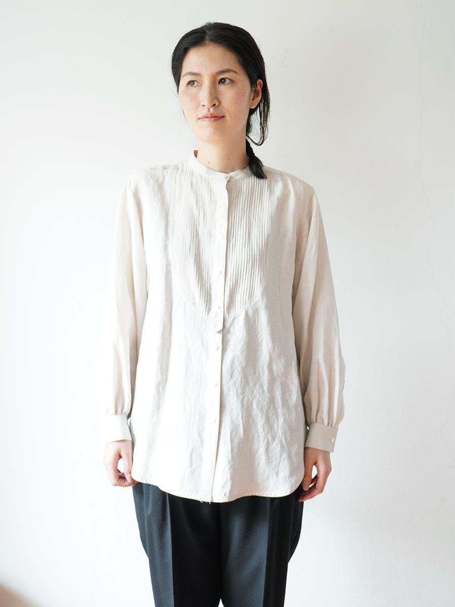 ピンタックシャツ(2021-22 Autumn Winter Collection) 18
