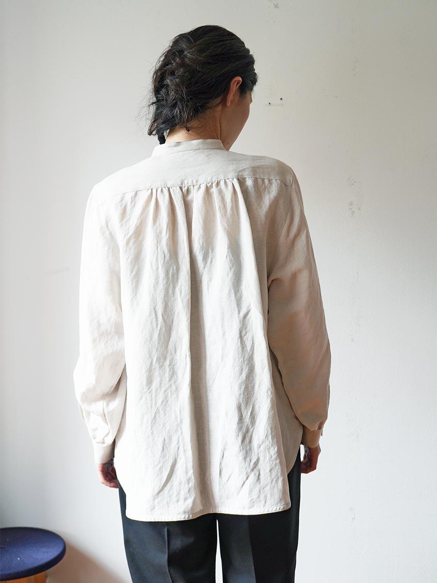 ピンタックシャツ(2021-22 Autumn Winter Collection) 19