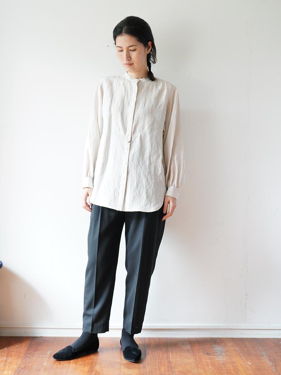 ピンタックシャツ(2021-22 Autumn Winter Collection) 20
