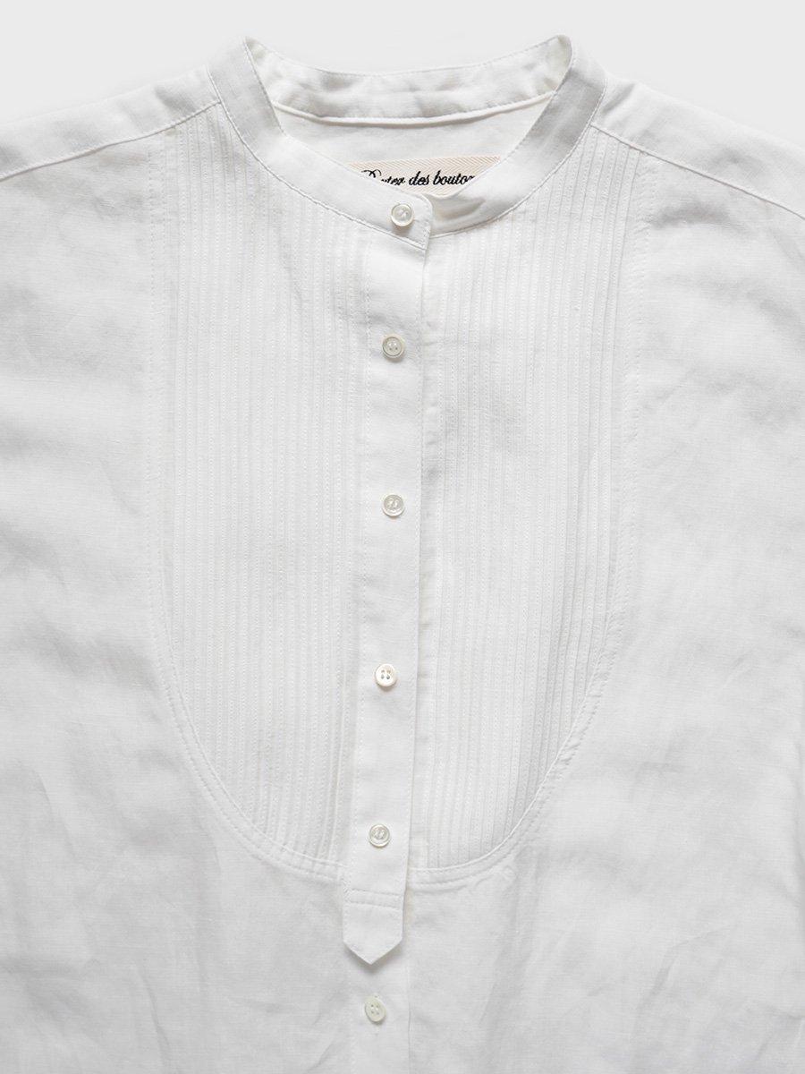 ピンタックシャツ(2021-22 Autumn Winter Collection) 4