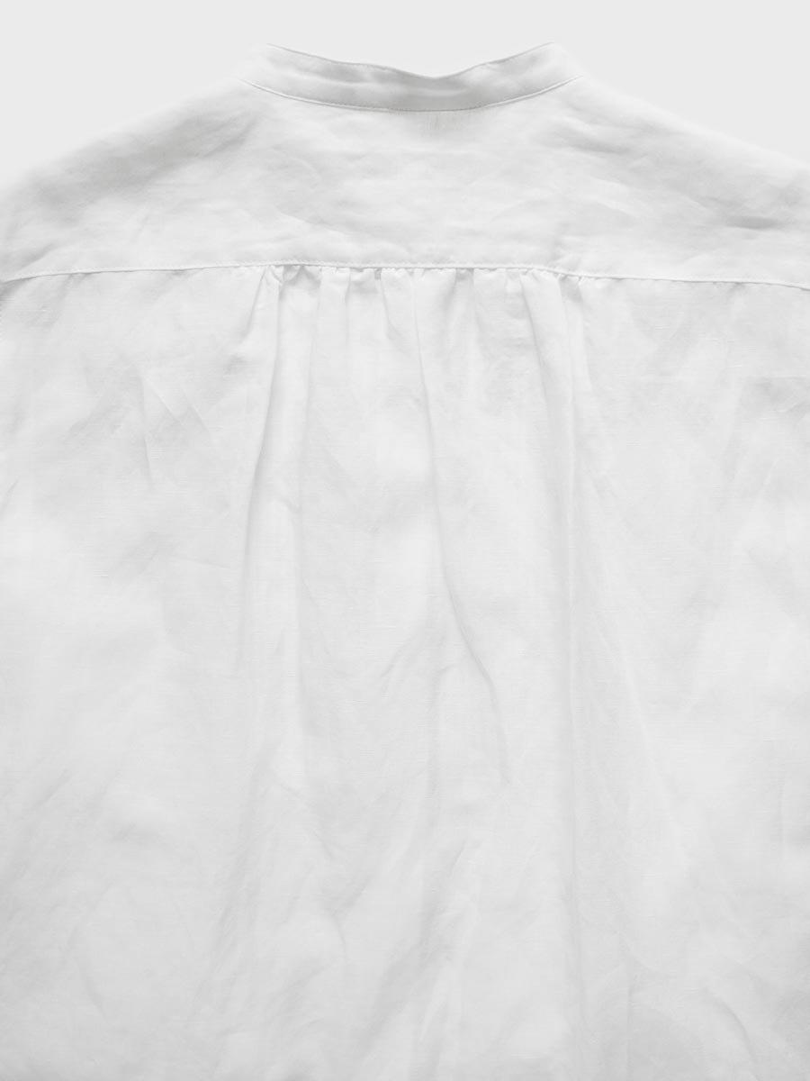 ピンタックシャツ(2021-22 Autumn Winter Collection) 5