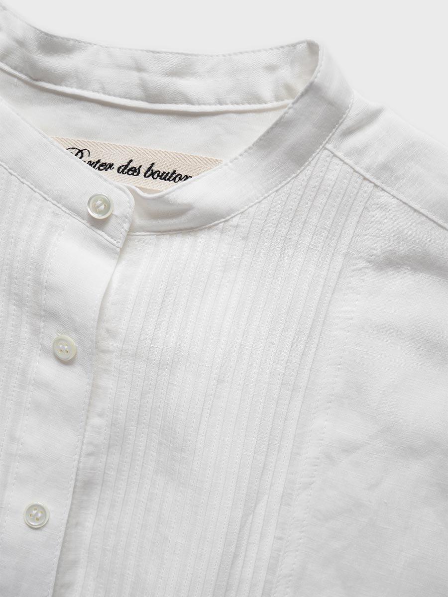ピンタックシャツ(2021-22 Autumn Winter Collection) 6