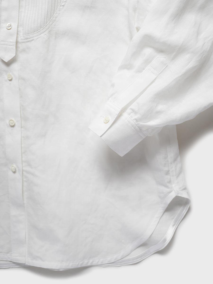ピンタックシャツ(2021-22 Autumn Winter Collection) 7