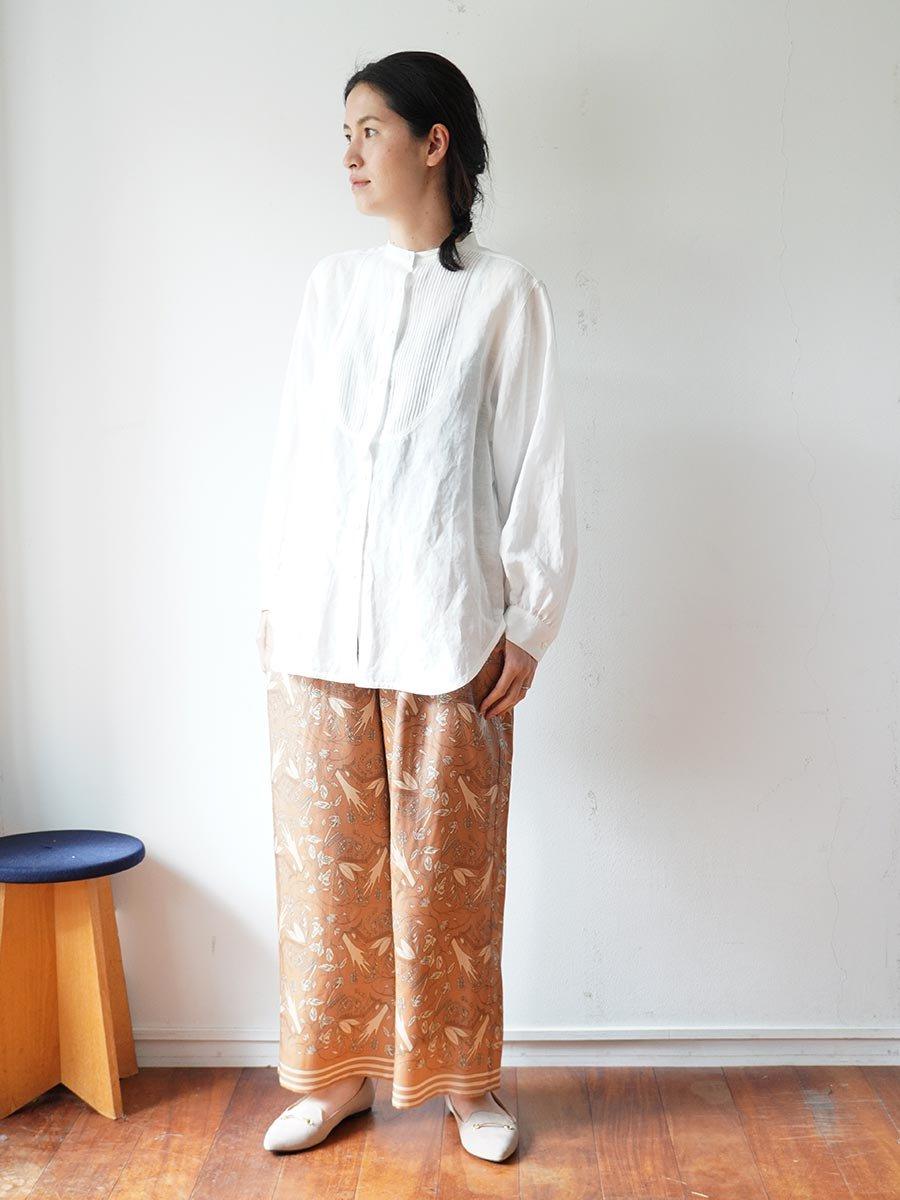 ピンタックシャツ(2021-22 Autumn Winter Collection) 9