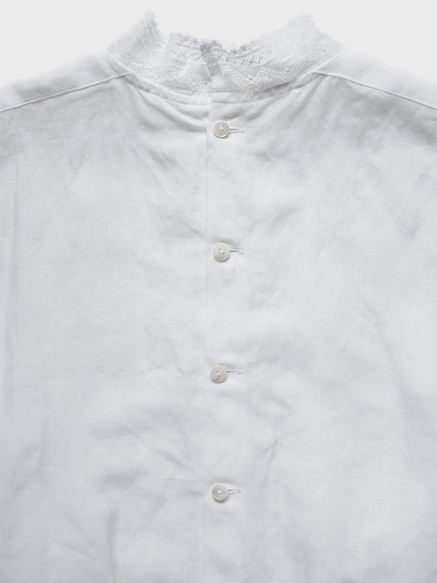 レースカラーブラウス(2021-22 Autumn Winter Collection) 12