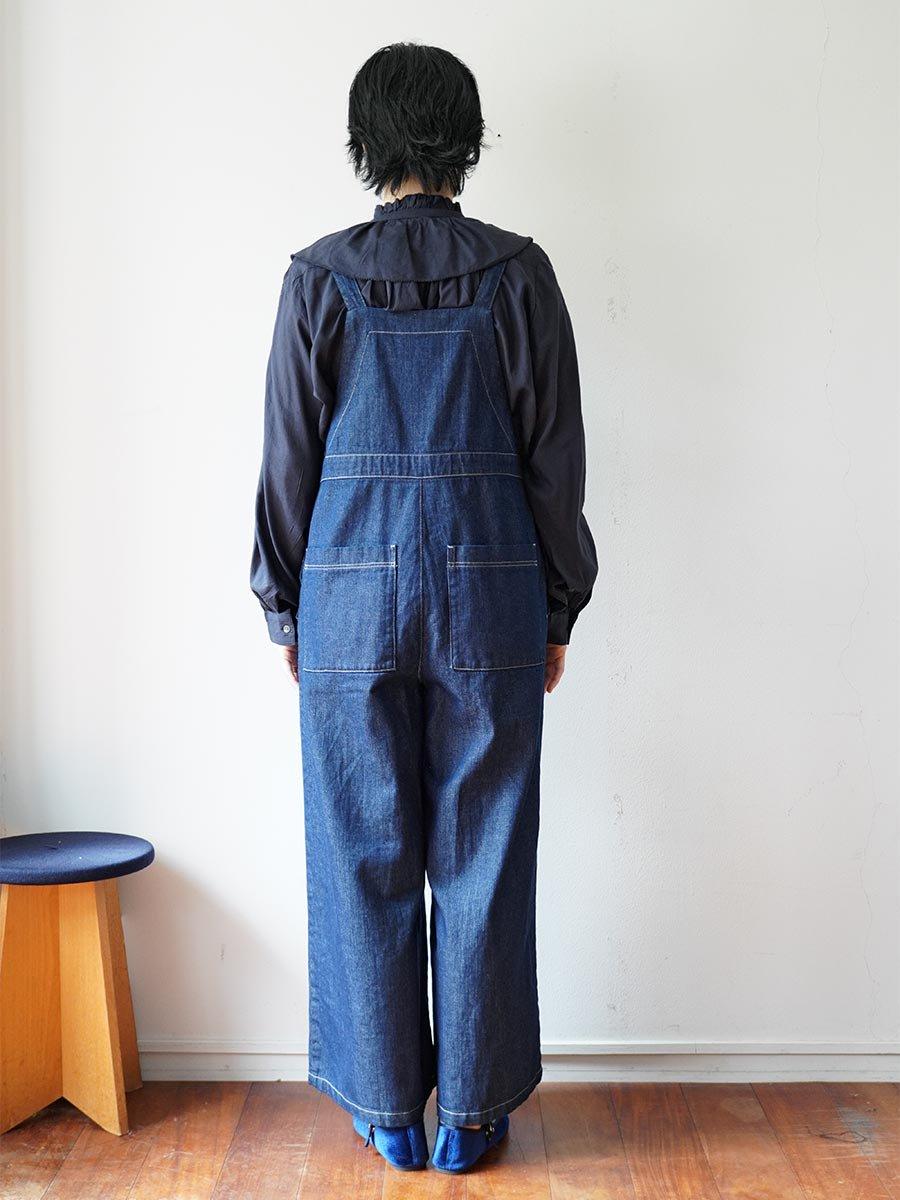 デニムサロペット(2021-22 Autumn Winter Collection) 11