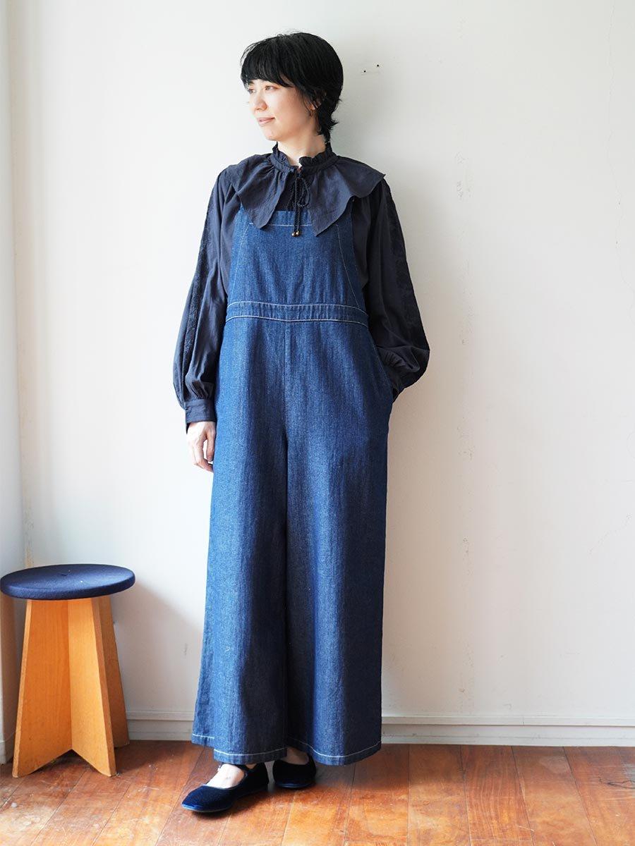 デニムサロペット(2021-22 Autumn Winter Collection) 10