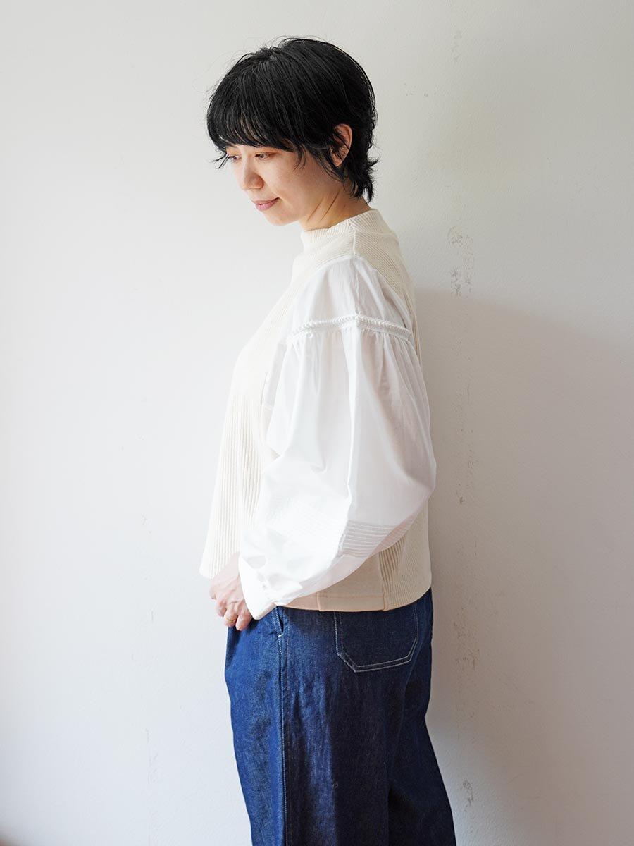 ピンタックスリーブプルオーバー(2021-22 Autumn Winter Collection) 10