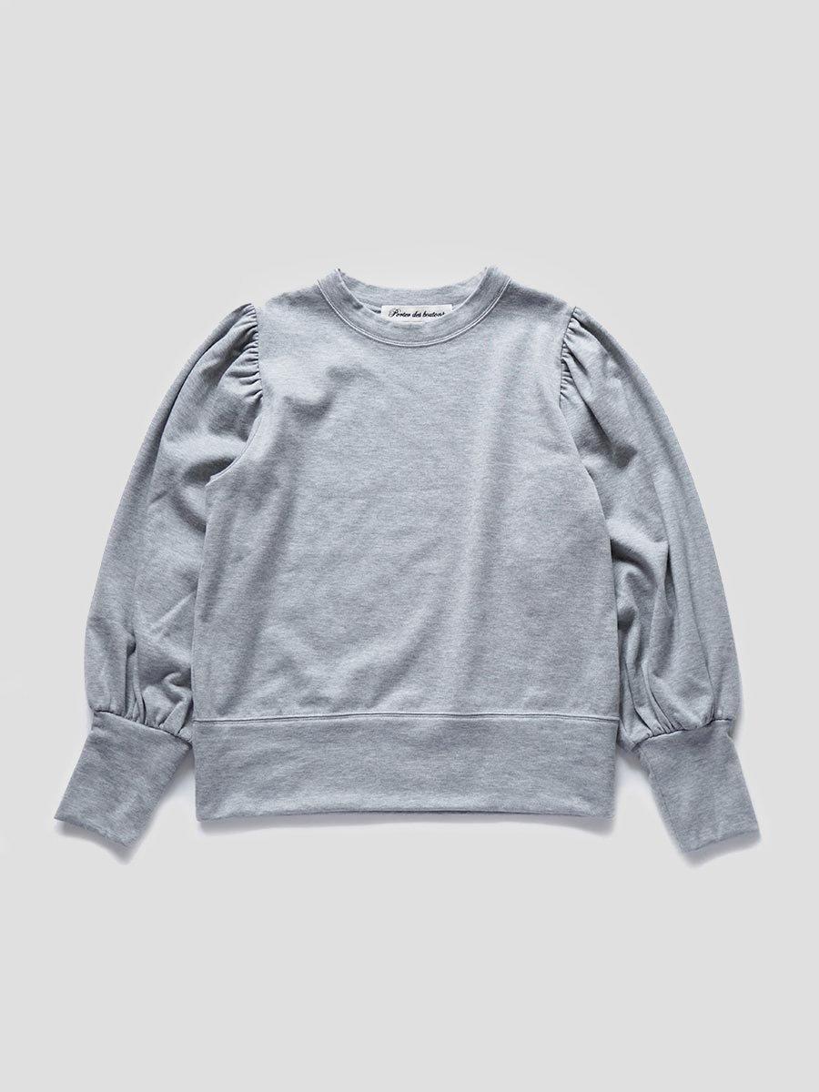 パフスリーブプルオーバー(2021-22 Autumn Winter Collection) 2