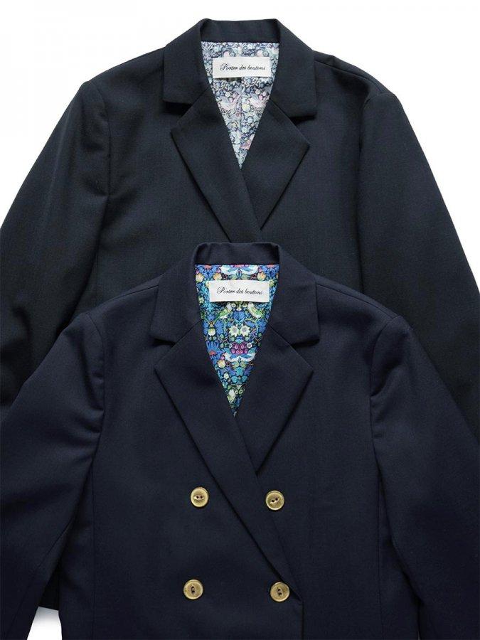 ダブルジャケット(2021-22 Autumn Winter Collection) 1