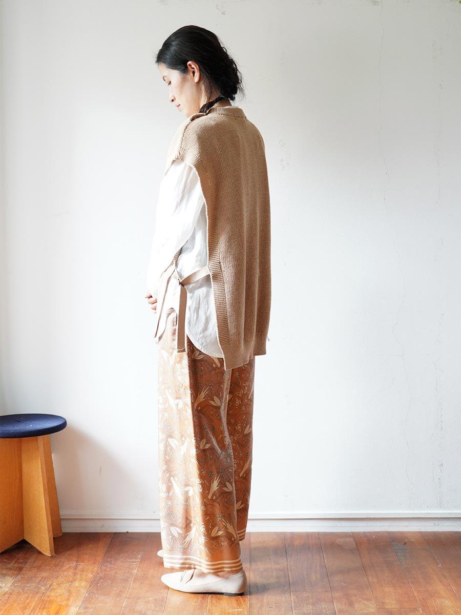 ニットベスト(2021-22 Autumn Winter Collection) 19