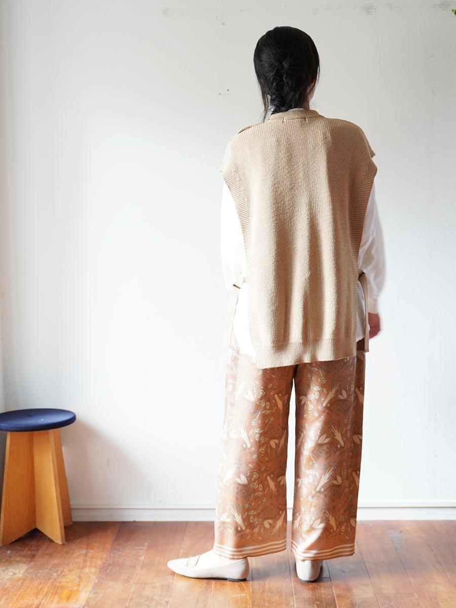 ニットベスト(2021-22 Autumn Winter Collection) 20