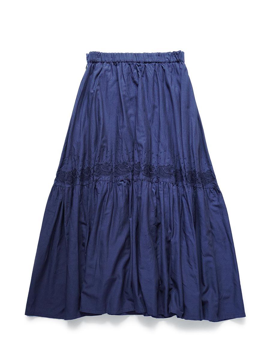 ティアードスカート(2021-22 Autumn Winter Collection) 2