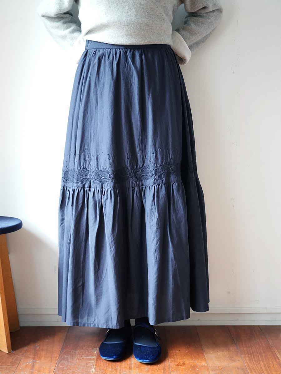 ティアードスカート(2021-22 Autumn Winter Collection) 8