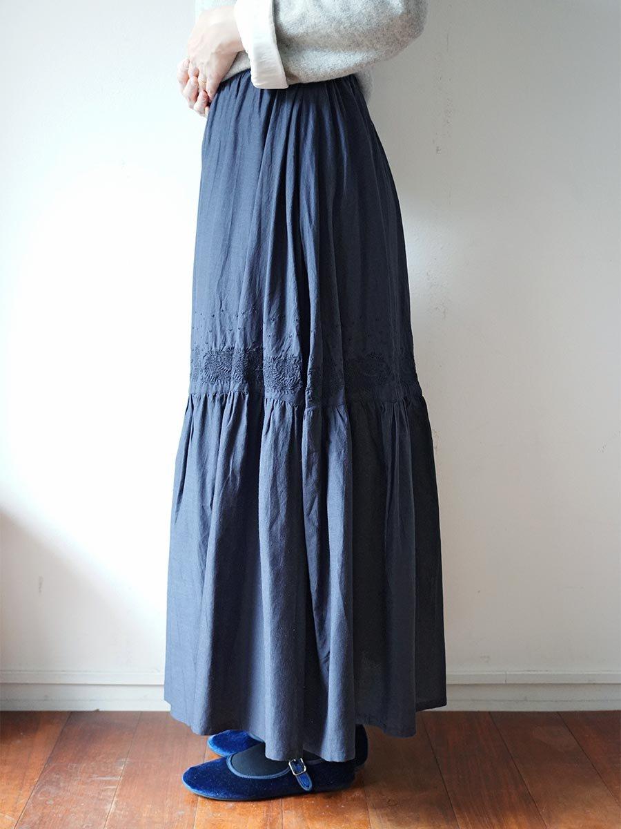 ティアードスカート(2021-22 Autumn Winter Collection) 9