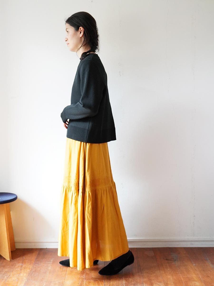 バックスリットクルーネックプルオーバー(2021-22 Autumn Winter Collection) 8